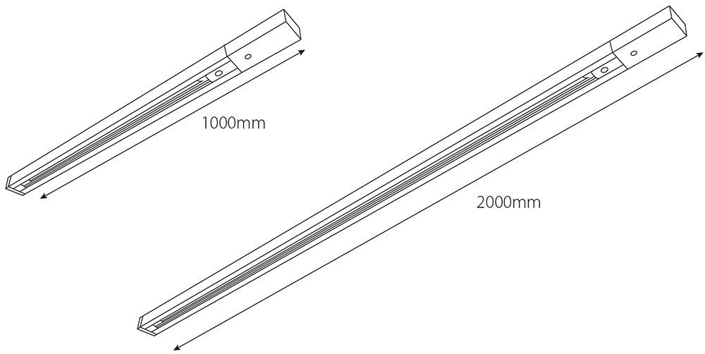 universal 4 wire three circuit rail  u0026 accessories
