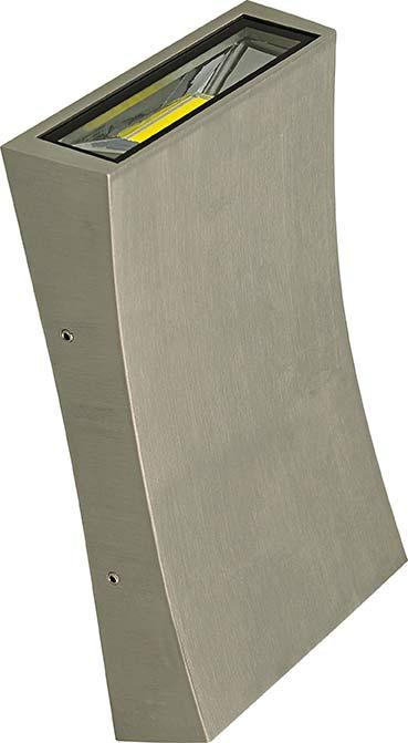 Dent II Aluminium